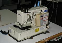 Машина Kansai Special MAC-100 для выполнения декоративных строчек
