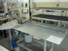 Автомат для стачивания срезов брюк DURKOPP-ADLER 1281-4
