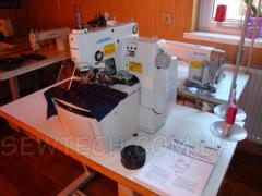Глазковая петельная машина Juki MEB 2688