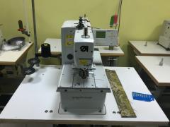 Глазковый петельный автомат  Durkopp Adler 579-151