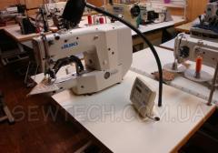 Закрепочная машина Juki LK-1900 AHS для тяжелых тканей