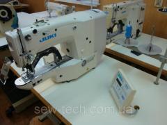 Закрепочный швейный автомат Juki LK1900A-SS
