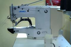 Закрепоччная машина Juki LK 1900-HS (для тяжелых тканей)