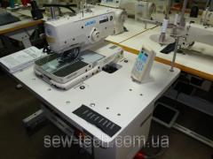 Петельный автомат Juki MEB 3200S (с мультисистемной прорубкой петель )