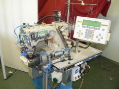 Автомат для притачивания эластичной тесьмы Schips HS-2000