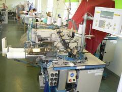 Автомат для подгибки низа Schips HS C9F-F3