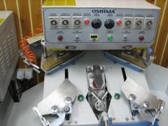 Устройство для выворачивания и формирования воротников Oshima OP-565 III