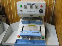 Устройство для заутюживания манжетов Oshima OP-606