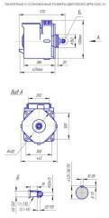 Электродвигатель ДРТВ-10АСА1