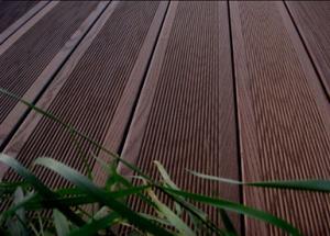 Террасная доска из термообработаного ясеня и дуба