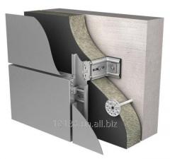 Aluminum composite Alufas FR panels (G1)