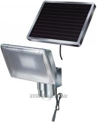 Lamps on solar batteries