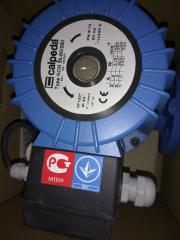 Circulation pulsers for heating and conditioning