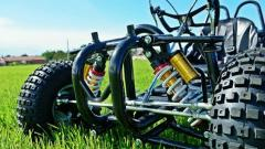 Baja Kart - the ATV and a drift trayk drift trike