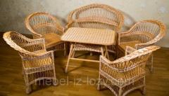Мебель из лозы под заказ