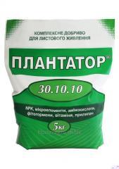 PLANTATOR® 30.10.10. Komplexní minerální hnojivo.