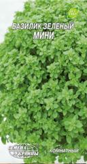 Семена базилика Базилик Зелёный Мини Семена Украины 0.50г