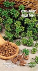 Семена кориандра/кинзы Нектар Семена Украины 3г