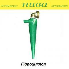 Гидроциклон без шламосборника 10кубометров 1 дюйм ГЦ-10 Роста