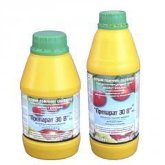 Акарицид Препарат 30 В 76% инсекто для борьбы с вредителями Агропромника 500мл 900мл