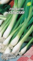 Семена лука Лук-батун Уэльский Семена Украины 1г
