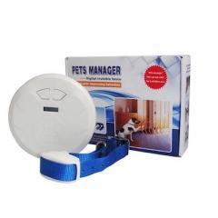 Электронный забор для собак и кошек внутренний для квартир и домов (мод. Pets Manager) (код 02090)
