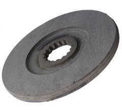 Диск тормозной Дон-1500 (фрикционная накладка)