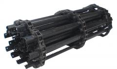 Транспортер наклонной камеры ДОН 3мм усиленный  3518060-18350В