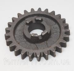 Зубчатка СУЛ 109А, Z- 25