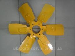 Вентилятор МТЗ (метал.) 6 лопастной 245-1308040