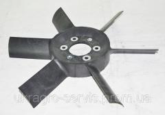 Вентилятор МТЗ (пласт.) 6 лопастной 245-1308010-01