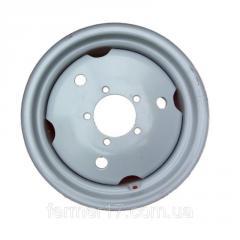 Диск колеса передний ПВМ (5 отвер.) МТЗ-82 (шина 11.2-20) W9-20-3101020-A-01