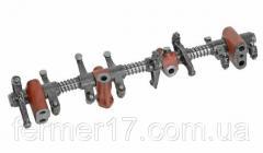 Клапанный механизм ГБЦ МТЗ, Д-240 (в сборе) 240-1007100-Б1