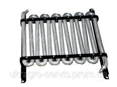 Радиатор масляный МТЗ-80, МТЗ-82, 70У-1405010 (змейка)