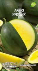 Янусік насіння кавуна жовтого Насіння України 1 г