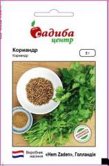 Семена кориандра / кинзы Кориандр обычный Усадьба Hem Zaden 2г