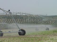 Шлангобарабанные дождевальные машины