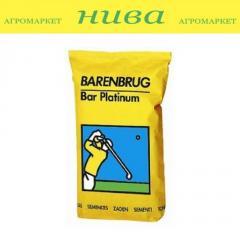Семена газонной травы Бар Платина Barenbrug 15кг