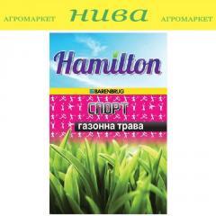 Семена газонной травы Парковая Hamilton 1кг