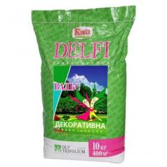 Семена газонной травы Декоративная Вальс Delfi 10кг