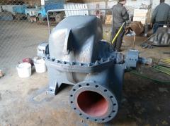 Les pompes centrifuges
