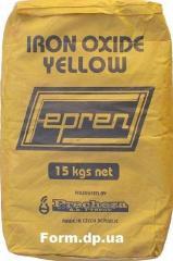 Краситель желтый для тротуарной плитки Y-710 Чехия