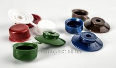 Protective caps (color)