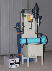 """La instalación elektroliznaya """"la Llama"""" a 2,5 kg para la desinfección del agua"""