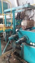 Экструзионная линия для производства полимерного