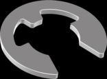 Шайбы упорные быстросъёмные, стопорные для вала