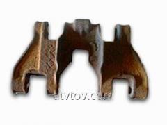 Звено гусеницы 150.34.101-2А-Ч Т-150
