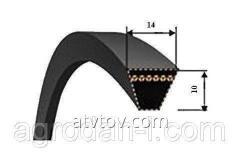 Ремни профиль 14 10, 17х10 мм