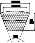 Ремни профиль D(Г), 32х19 мм