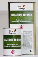 Thinner for basic New Concept Basecoat Thinner